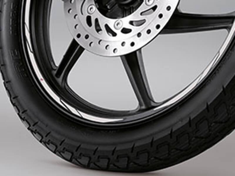 Wheel Sticker - Honda CB150 Verza