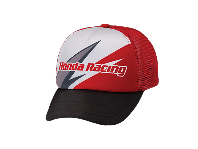 HONDA RACING RED CAP