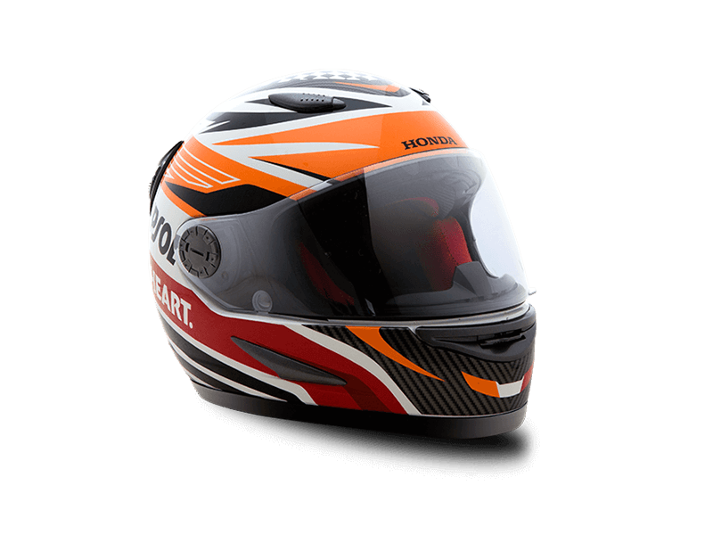 HELM DESIGN REPSOL 2ND EDITION