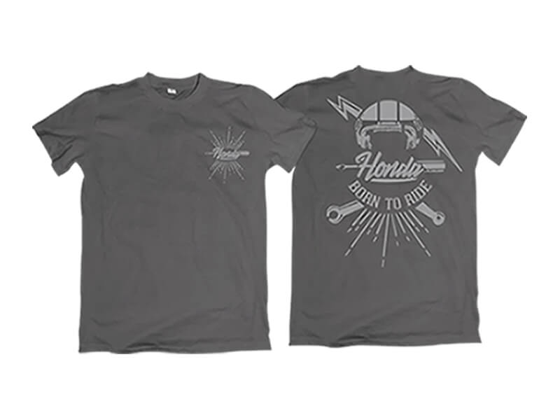 Street Grey T-Shirt