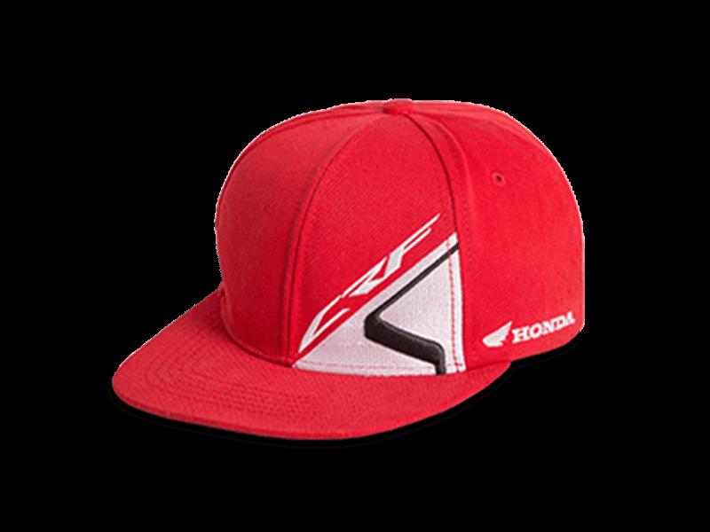 Honda CRF Snapback Cap (red)