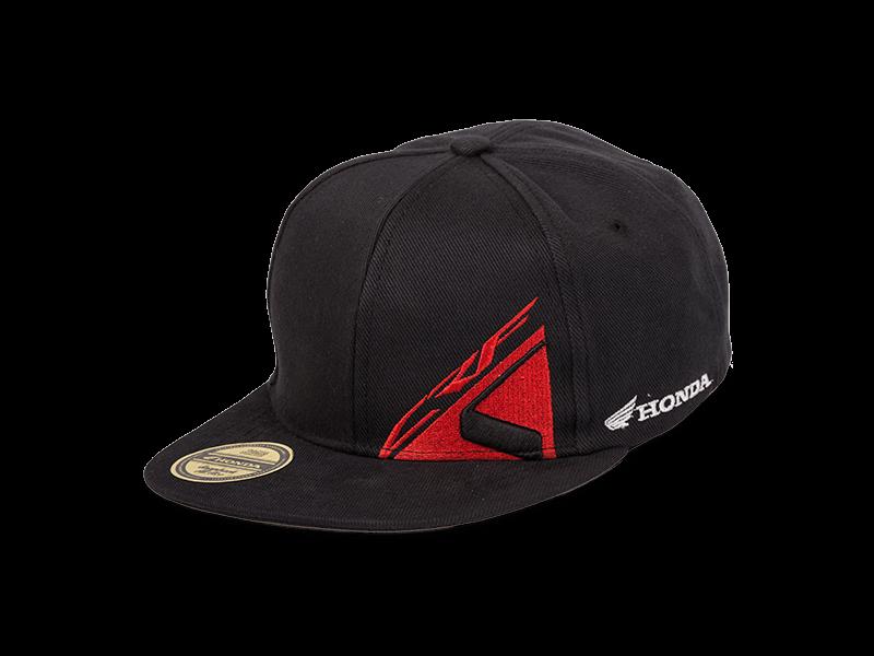 Honda CRF Snapback Cap (Black)