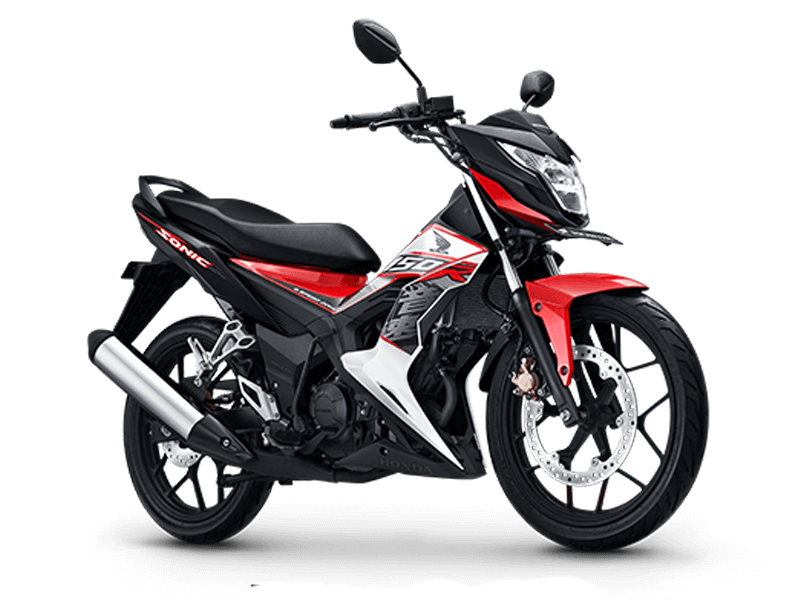 Honda New Sonic 150R