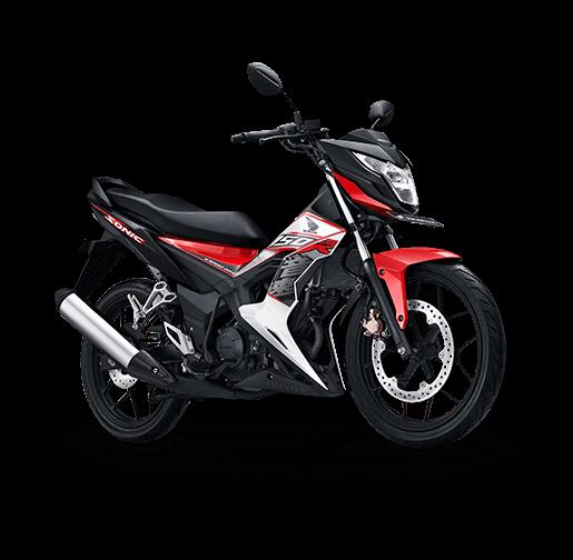 Honda New Sonic 150R