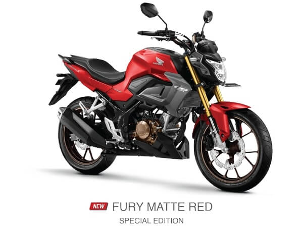 All New Honda CB150R